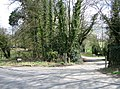 Entrance to Pensdell Farm - geograph.org.uk - 774709.jpg