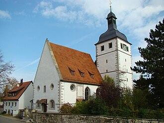 Erdmannhausen - Erdmannhausen Church