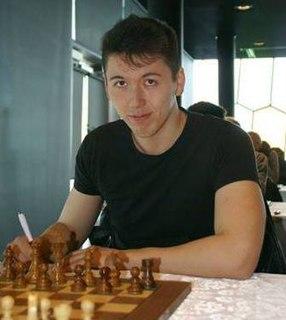 Eric Hansen (chess player) Canadian chess player