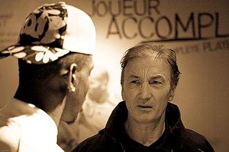 Erick Mombaerts - Mombaerts (right)