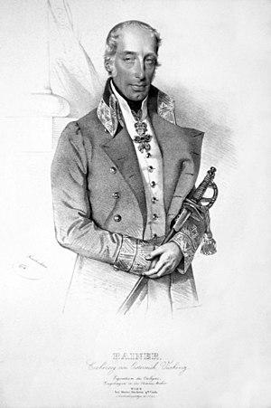 Archduke Rainer Joseph of Austria
