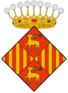 Coat of arms of Cervera
