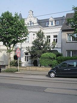 Bredeneyer Straße in Essen