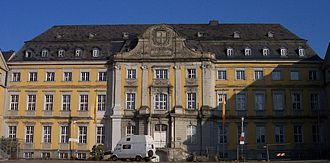 Folkwang University of the Arts - Main building of the Folkwang University in Essen-Werden