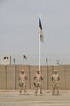 Estonian soldiers bid farewell to coalition counterparts in Helmand province 140509-M-KC435-001.jpg