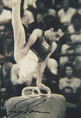 Eugen Ekman - Ekman at the 1960 Olympics