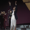 Eurovision Song Contest 1976 rehearsals - Netherlands - Sandra Reemer 02.png