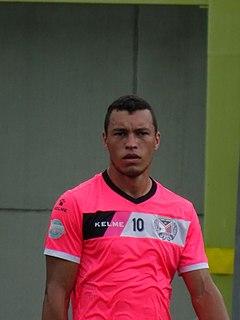 Everton Camargo Brazilian footballer
