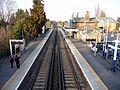 Ewell West Station, Ewell, Surrey - geograph.org.uk - 1778311.jpg