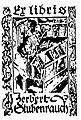 Ex libris Herbert Stubenrauch.jpg