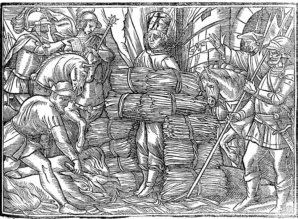 Execution of Jan Hus