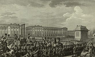The execution of Louis XVI Execution of Louis XVI.jpg