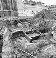 Exterieur OPGRAVINGEN, KOOR MET RESTANT KLOOSTERGANG - 's-Gravenhage - 20298319 - RCE.jpg