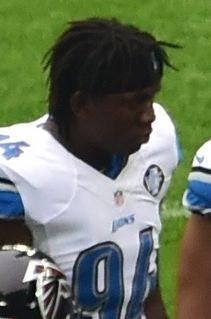 Ezekiel Ansah Ghanaian-born American football defensive end