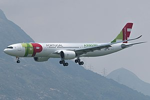 F-WWKM TAP - Air Portugal Airbus A330NEO demonstration flight in Hong Kong.jpeg