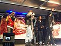 F.Y.D. – Stevenage Christmas Lights Switch-on 2010 (5187919805).jpg