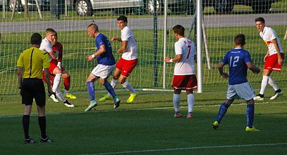 FC Liefering vs. Creighton University 28.JPG