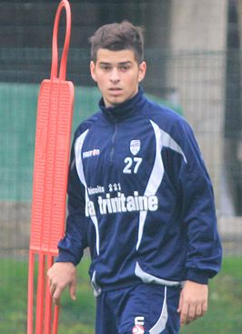 FC Lorient - january 3rd 2013 training - Enzo Reale.JPG