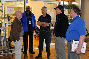 Small Business Administration - SBA opens Disaster Loan Center in Austell, GA, October 26, 2009