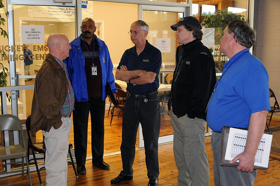 FEMA - 42344 - Small Business Administration Opens Disaster Loan Center