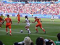 FIFA Women's World Cup 2019 Final - Alex Morgan with ball in penalty area (6).jpg