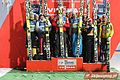 FIS Ski Jumping World Cup Zakopane 2013 - friday podium.jpg