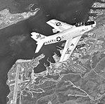 FJ-3 Fury over McCalla Field Cuba 1962.jpg