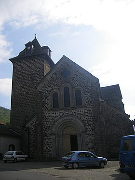 glise saint sigismond de saint simon cantal wikip dia. Black Bedroom Furniture Sets. Home Design Ideas