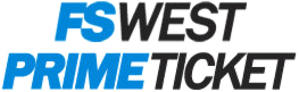 Fox Sports West and Prime Ticket - Logos for Fox Sports West and Prime Ticket, used from 2009 to 2012.