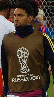 Abel Aguilar Colombian professional footballer