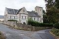 Face nord de l'église Saint-Pierre (Vaux-sur-Seulles, Calvados, France).jpg