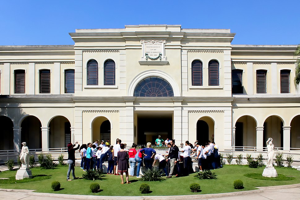 Fachada do Museu da Imigra%C3%A7%C3%A3o de S%C3%A3o Paulo