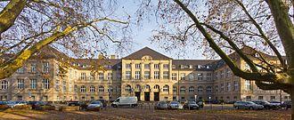 Technical University of Cologne - Cologne University of Applied Sciences, location Neustadt-Süd