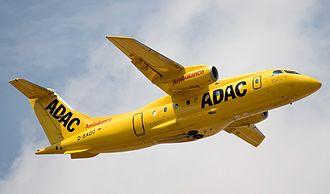 Aero-Dienst - Aero-Dienst Dornier 328JET in ADAC livery
