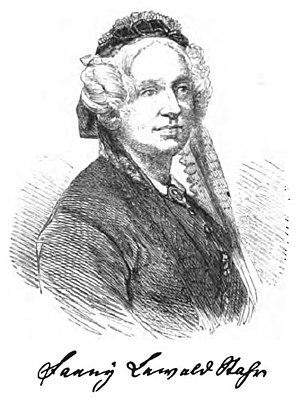 Fanny Lewald - Fanny Lewald.