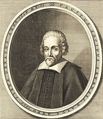 Unitarianism - Fausto Sozzini was an Italian theologian who helped define Unitarianism and also served the Polish Brethren church