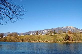 Weissenstein - View from Feldbrunnen (south side)