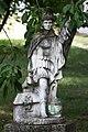 Felsőmocsolád, Szent Flórián-szobor 2021 02.jpg