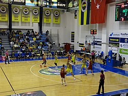 Fenerbahçe Women's Basketball vs Galatasaray Women's Basketball TWBL 20180408 (20).jpg