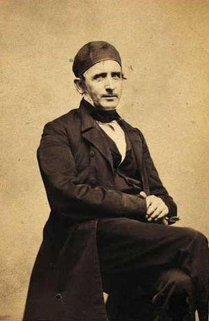 Ferdinand Didrichsen - Ferdinand Didrichsen, in a photograph by Budtz Müller (1868).