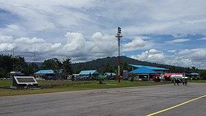 Ferdinand Lumban Tobing Airport - Image: Ferdinand Lumban Tobing Airport