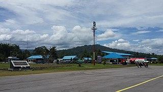 Ferdinand Lumban Tobing Airport airport in Indonesia