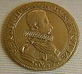Ferdinando II granduke of tuscany coins, 1621-1670, piastra d'oro 1628.JPG