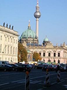 Izlazi u Berlinu Njemačkoj
