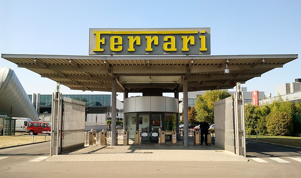FerrariMaranelloEstEntry