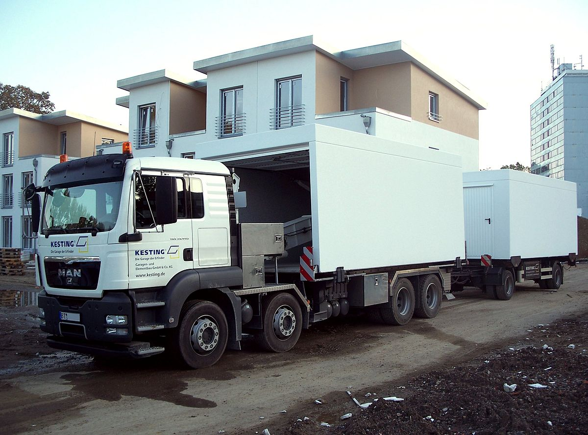Fertiggarage beton gewicht  Beton-Fertiggarage – Wikipedia