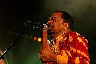 Bonga (musician) singer from Angola