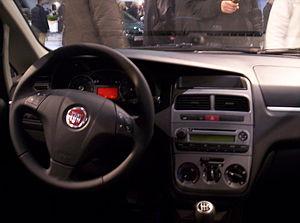 Fiat Linea - Interior