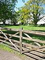 Field and gate, Eglinton - geograph.org.uk - 1859723.jpg