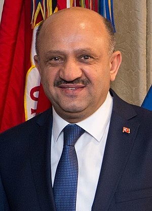 Fikri Işık - Işık in April 2017